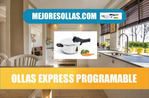 Olla express programable